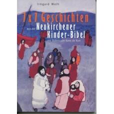 7x7 Geschichten aus der Neukirchener Kinder-Bibel