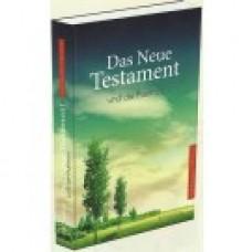Neues Testament & Psalmen (Hoffnung für Alle) Green Edition