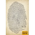 NIV Paperback Bible Identity Parchment Cover (englisch / english)