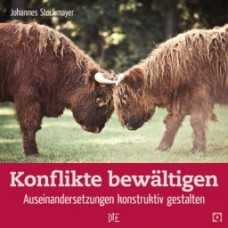 Johannes Stockmayer: Konflikte bewältigen