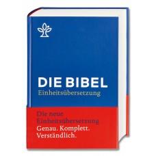 Die Bibel: Revidierte Einheitsübersetzung 2017 - Standardformat blau