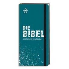 Bibel (Einheitsübersetzung 2017) Taschenbibel mit Gummilitze