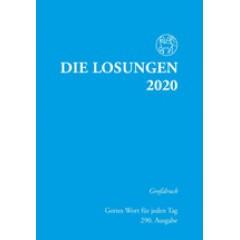 Losungen 2020 (Großdruck)