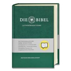 Bibel (Luther 2017) Taschenausgabe ohne Apokryphen, grün