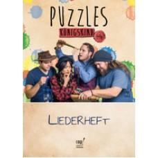 Puzzles: Königskind - Liederheft