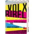 Volxbibel AT+NT Taschenausgabe Streifendesign