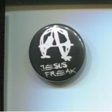 Button Alpha Omega