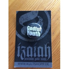Button Godful Youth