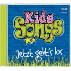 Kids Songs - Jetzt geht's los!