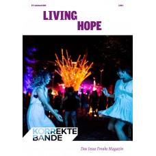 Die Korrekte Bande 2019_02: Living Hope (Jahrbuch 2019)