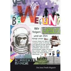 Die Korrekte Bande 2020_2: Bewegung in der Bewegung (Jahrbuch)