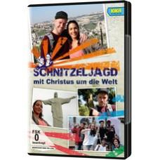 DVD Schnitzeljagd mit Christus um die Welt