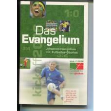 Johannes-Evangelium MÄNGELEXEMPLAR