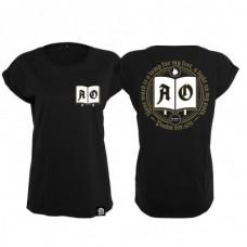 T-Shirt A&O (Girlie)