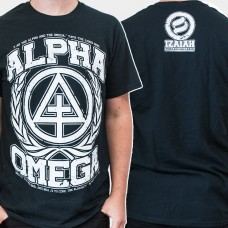 T-Shirt Alpha Omega (Frontprint)
