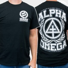 T-Shirt Alpha Omega (Backprint)