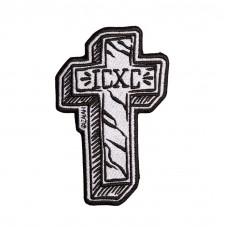 Aufnäher ICXC Cross