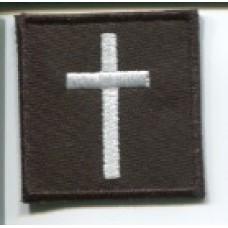 Aufnäher Kreuz
