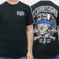 T-Shirt Bandana Skull