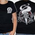 T-Shirt Light shine (Girlie)