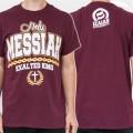 T-Shirt Messiah weinrot