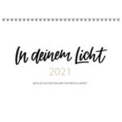 Marlene Bauer: In Deinem Licht 2021