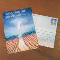 """Postkarte """"Suche Frieden und jage ihm nach"""" (Jocky)"""