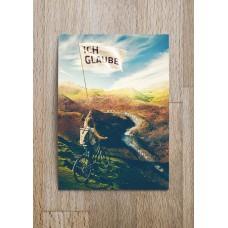 """Postkarte """"Ich glaube, hilf meinem Unglauben"""" Jahreslosung 2020 (Undarstellbar)"""