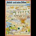 Poster Jakob und seine Söhne (mit Aufklebern)