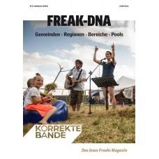 Die Korrekte Bande 2018_02: Freak-DNA - Jahrbuch 2018