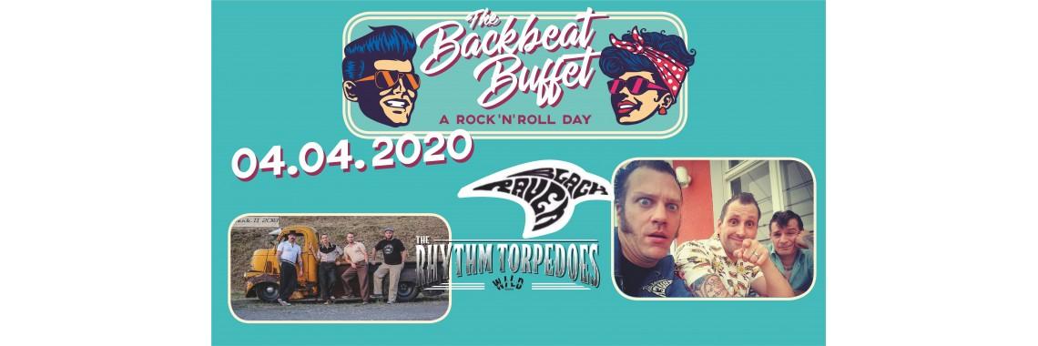 Backbeat Buffet 2020