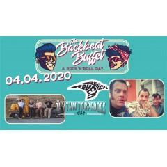 The Backbeat Buffet - A Rock'n'Roll Day am 04.04.2020 im Kultshock