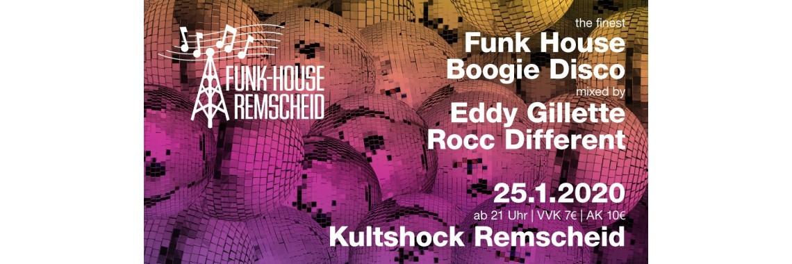 Funk-House Remscheid