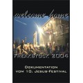 DVD Welcome Home - Freakstock 2004