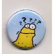Button Wilmer Fragezeichen