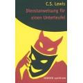 C.S. Lewis, Dienstanweisung für einen Unterteufel