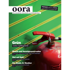 oora // Ausgabe 39 // März 2011 // Grün