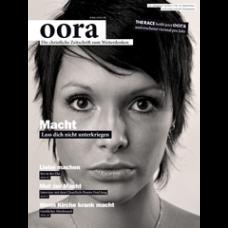 oora // Ausgabe 41 // September 2011 // Macht