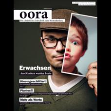 oora // Ausgabe 46 // Dezember 2012 // Erwachsen