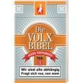 Volxbibel AT (Teil 1) Motiv Zigarettenschachtel