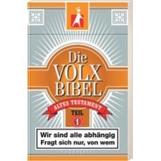 Volxbibel AT (Teil 1) Motiv Zigarettenschachtel MÄNGELEXEMPLAR